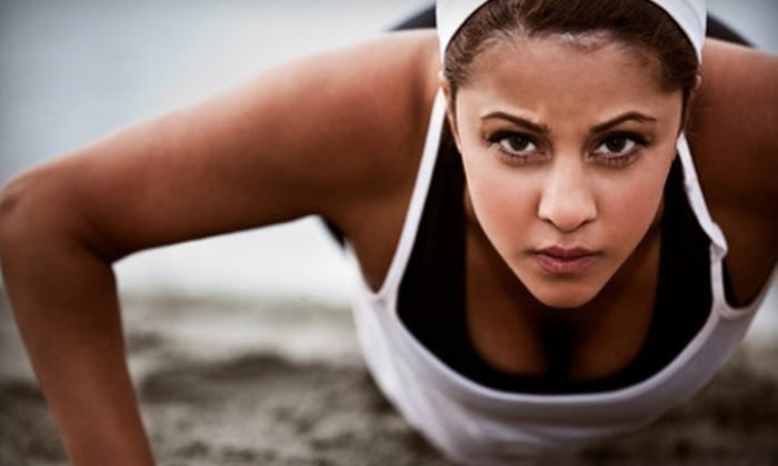 Fitness Bootcamp Canada - Multiple Locations: $39 for One Month of Unlimited Classes at Fitness Bootcamp Canada ($224.87 Value)