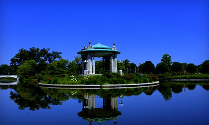 STL Photo Art - Forest Park: $30 for a Three-Hour Beginners Walking Photography Class from STL Photo Art ($75 Value)