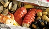 Hancock Gourmet Lobster Company - Topsham: $25 for $50 Worth of Prepared Seafood Dishes In-Store or Online at Hancock Gourmet Lobster Company