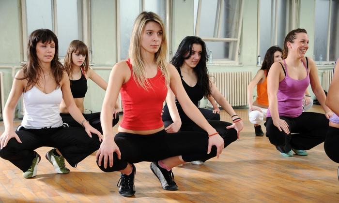 Euphoric Fitness And Wellness Studio - Cinnaminson: Five Dance-Fitness Classes at Euphoric Fitness & Wellness Studio (43% Off)