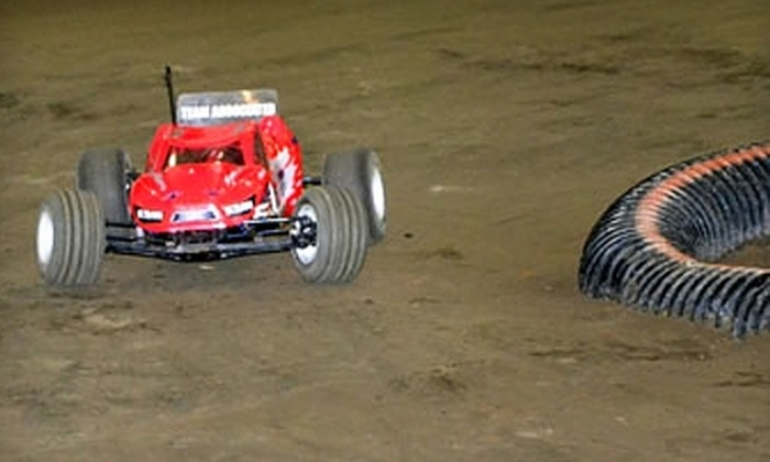 CSI Raceway - Gloucester: Remote-Controlled Race-Car Driving or Party for Up to 10 People at CSI Raceway