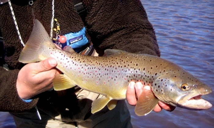 GSOutfitting - Greenfield: $125 for Half Day of Fly Fishing for Two from GSOutfitting in Greenfield ($250 Value)