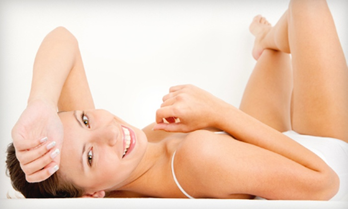Cloud 9 Spa Therapy - James Island: Brazilian Bikini Sugaring or Custom Facial at Cloud 9 Spa Therapy (Up to 51% Off)