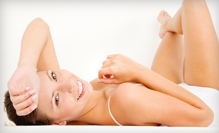 Sugaring Hair Removal for the Brazilian Bikini Line (a $60 value) - Cloud 9 Spa Therapy in Charleston