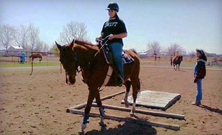 60-Minute Group Riding Lesson (a $30 value) - Wichita Riding Academy in Derby