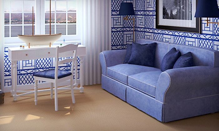 Elite Carpet Care - Knightdale: Carpet, Tile and Grout, or Upholstery Cleaning from Elite Carpet Care (Up to 57% Off). Four Options Available