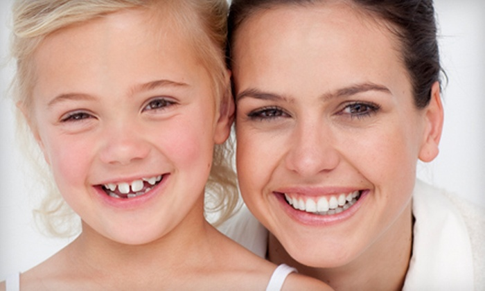 Skees Family Dentistry - Clarksville: Dental Exam, X-rays, and Cleaning for One or Family of Three at Skees Family Dentistry in Clarksville (Up to 85% Off)