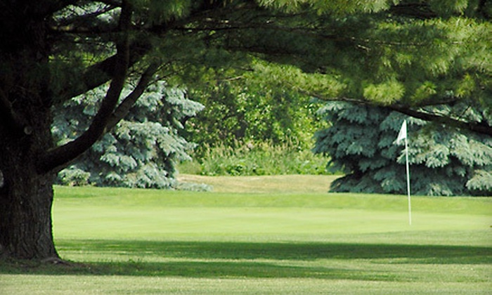 Sycamore Golf Club - Sycamore: 18 Holes of Golf for Two with Cart