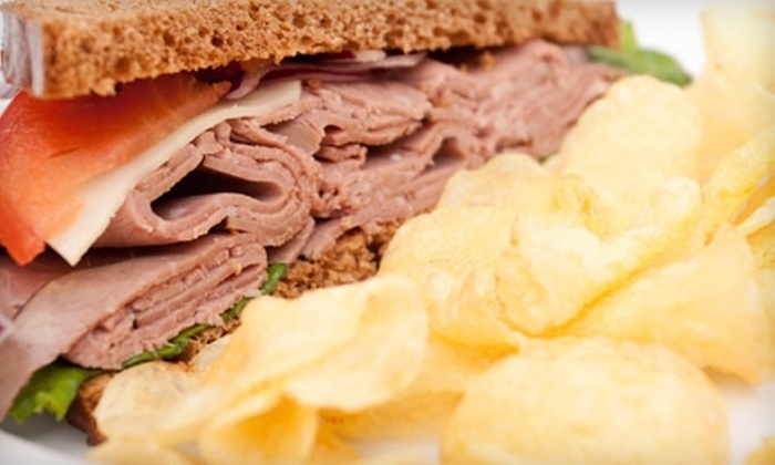 Ned's on the Rio Grande - Near North Valley: $10 for $20 Worth of Lunch Fare at Ned's on the Rio Grande