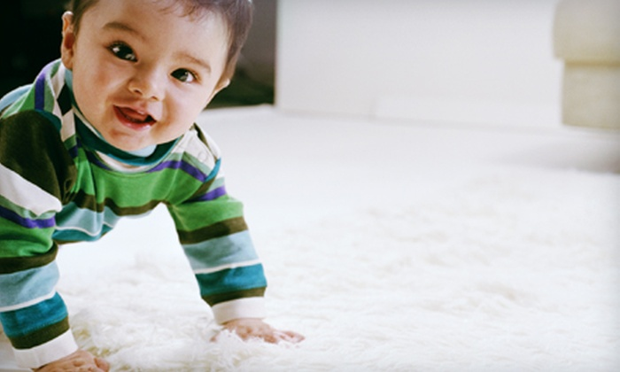 EnviroCleaning Solutions - Scott Air Force Base: $87 for Carpet Cleaning for Two Rooms with Scotchgard and Deodorizer from EnviroCleaning Solutions ($175 Value)