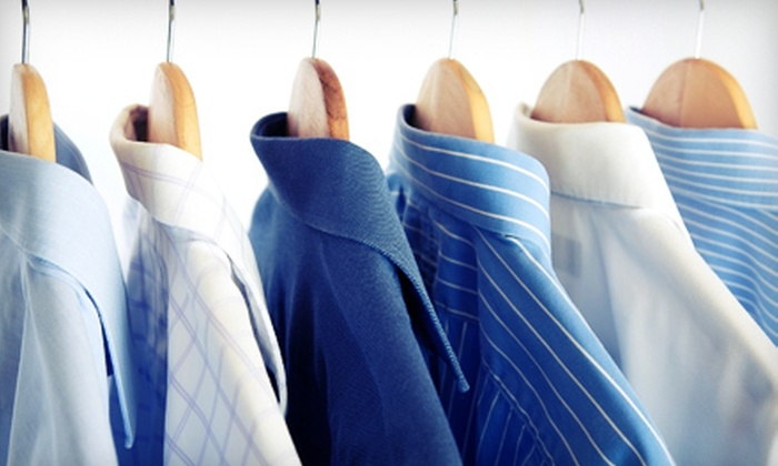 MacIntosh Dry Cleaners - Cherry Hill: $15 for $30 Worth of Dry Cleaning at MacIntosh Dry Cleaners