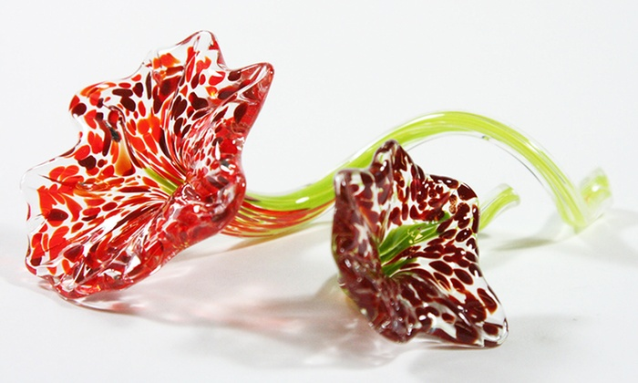 Flo Glassblowing - Hintonburg - Mechanicsville:  for a Pumpkin Glass-Blowing Class at Flo Glassblowing ( Value)