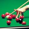 Snooker-Abend für Zwei
