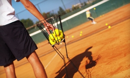 Oakmont Tennis Club: 1-Month Single Membership - Oakmont Tennis Club in Allentown