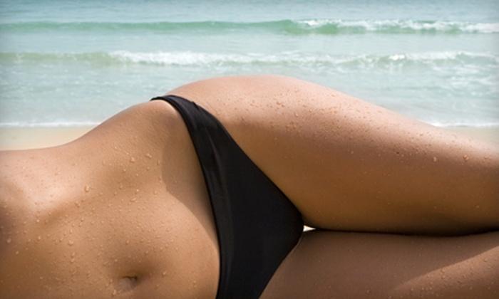 Vibrance Spa - Kelowna: One or Three Bikini Waxes at Vibrance Spa