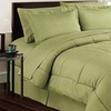 Manhattan Lights Hotel Style Down Alternative Bed in a Bag Set (8Pc)