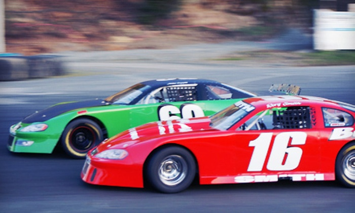 Western Speedway - Victoria: Regular Car Races for Two or Four or Special Event Races on May 19, June 9, or June 23 at Western Speedway (Up to 58% Off)