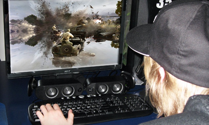 The Matrix Gaming Centre - Northeast Regina: $10 for Six Hours' Worth of Gaming at The Matrix Gaming Centre (Up to $30 Value)