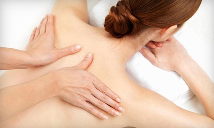 Dynamic Balance Physiotherapy & Sports Injuries Centre - Downtown Oshawa: 45- or 60-Minute Massage at Dynamic Balance Physiotherapy & Sports Injuries Centre in Oshawa