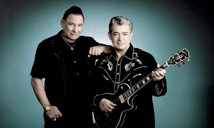 Robert Gordon and Chris Spedding - South Loop: $10 for Concert Outing to See Robert Gordon and Chris Spedding at Reggies Rock Club on January 28 (Up to $21.18 Value)