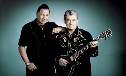 Robert Gordon and Chris Spedding at Reggies Rock Club on Sat., Jan. 28 at 9PM: General Admission - Robert Gordon and Chris Spedding in Chicago
