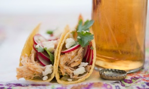 I.E. Taco Festival: Entry with Optional Beer Package for Two or Four at Inland Empire Taco Festival on October 24, 2015 (50% Off)