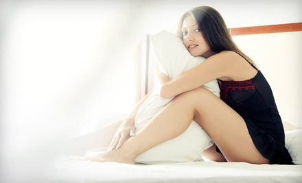 3 Laser Hair-Removal Treatments on a Small Area (a $400 value) - Hutchinson Center for Aesthetic Medicine in Columbia