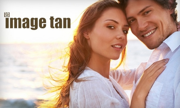 Image Tan - Houston: $20 for $50 Worth of Services at Image Tan