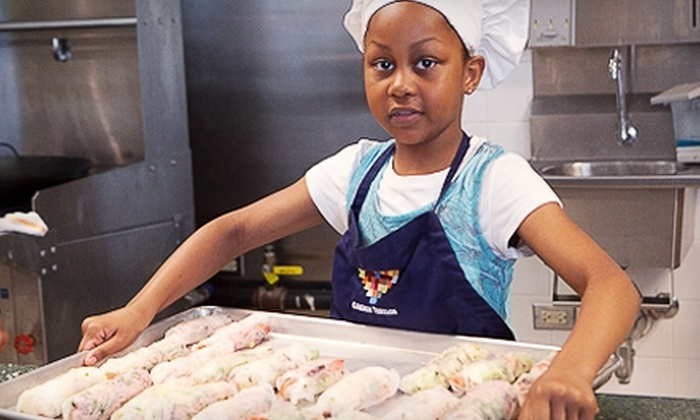Common Threads - Chicago: If 30 People Donate $10, Then Common Threads Can Provide Ingredients for Cooking Classes for Kids in Low-Income Neighborhoods