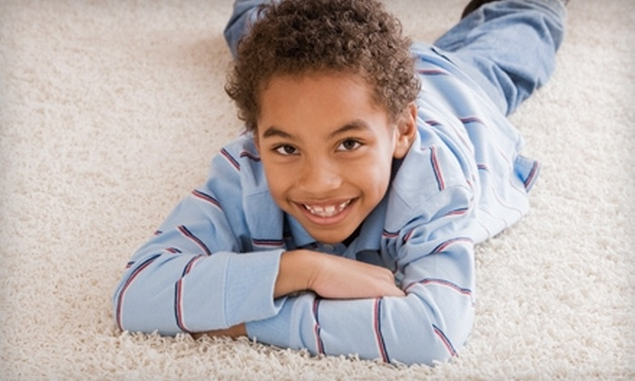 Air Comfort Green Seal 212 - East Dallas: $59 for an Entire-House Carpet Cleaning and More by Air Comfort Green Seal 212 ($199 Value)