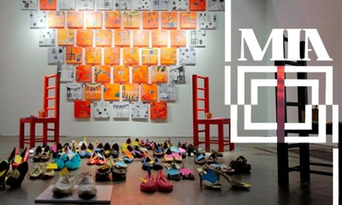 Miami International Art Fair - City Center: Admission to the Miami International Art Fair. Two Ticket Options Available.