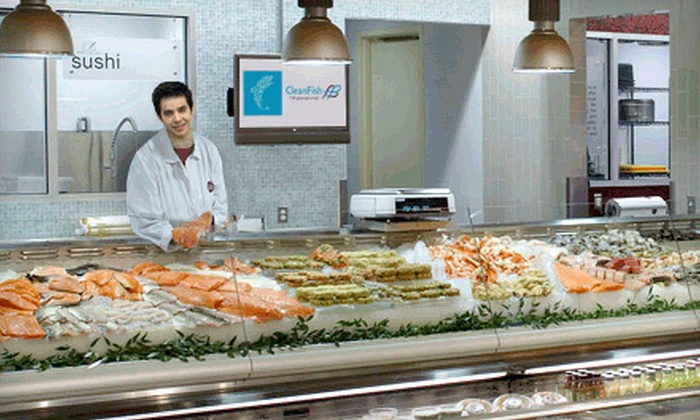 Plum Market - Abbot: $10 for $20 Worth of Meat, Poultry, and Seafood at Plum Market