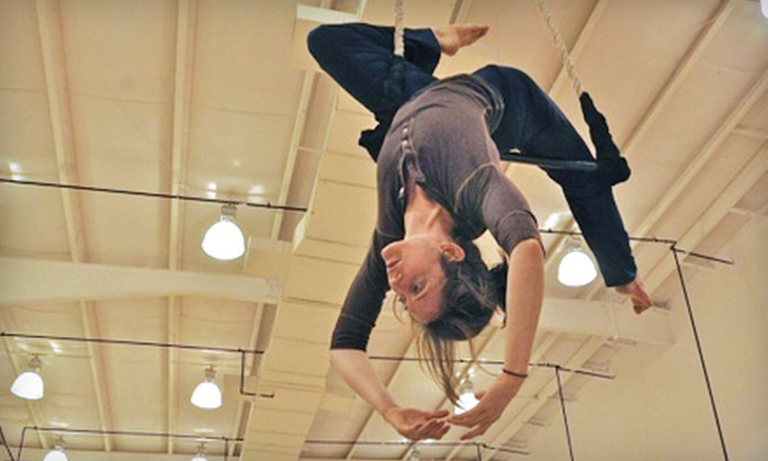 Chattanooga Aerials - Hickory Valley - Hamilton Place: $20 for a Two-Hour Try Aerials Introductory Workshop at Chattanooga Aerials ($40 Value)