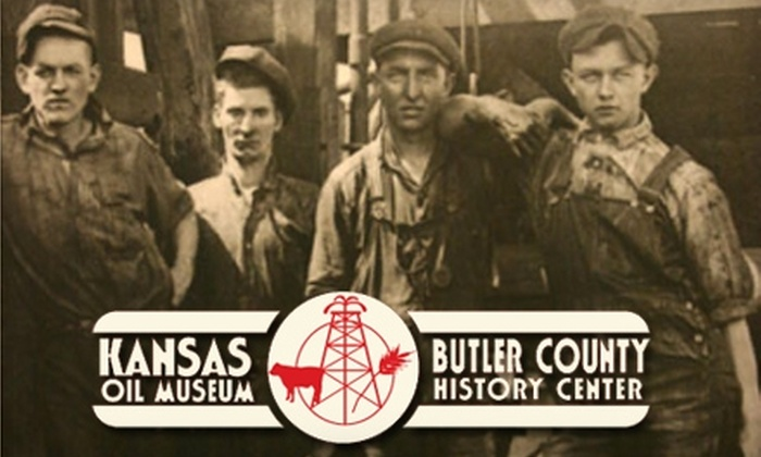 Kansas Oil Museum and Butler County History Center - El Dorado: $2 for One Admission to the Kansas Oil Museum and Butler County History Center (Up to $4 Value)