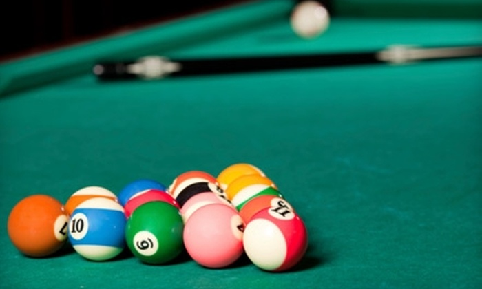 The Warehouse Saloon & Billiards - West Congress: $10 for $20 Worth of Billiards at The Warehouse Saloon & Billiards