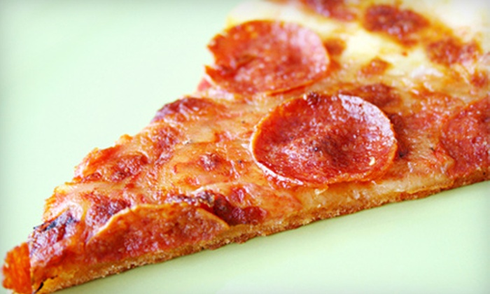 Swick's Pizza - Stillwater: $15 for Pizza Meal and Mini-Golf Outing for Two at Swick's Pizza in Stillwater (Up to $31.58 Value)