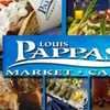 Louis Pappas - Lakeland: $5 for $10 Worth of Greek Cuisine at Louis Pappas Market Cafe. Buy Here for the Lakeland Location on Towncenter Drive. See Below for Additional Locations.