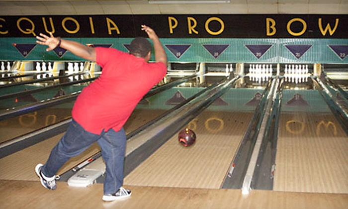 Sequoia Pro Bowl - Forest Park West: Bowling Night for Four Sunday–Thursday or Friday–Saturday at Sequoia Pro Bowl