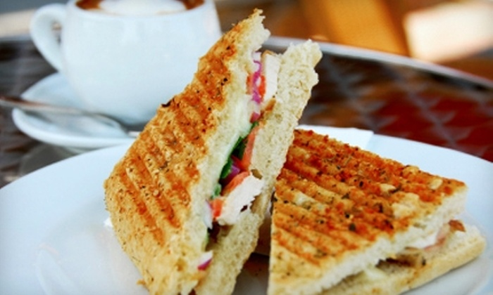 Cafe J - Tuscaloosa: $7 for $14 Worth of Bistro Lunch Fare at Cafe J in Tuscaloosa