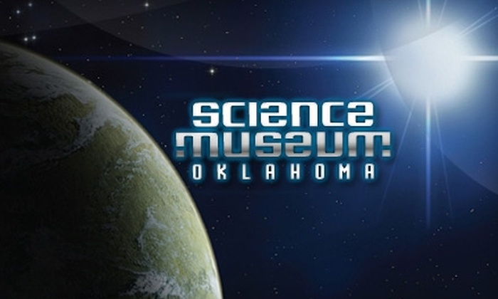 Science Museum Oklahoma - Central Oklahoma City: $45 for a One-Year Family Membership to Science Museum Oklahoma ($100 Value)