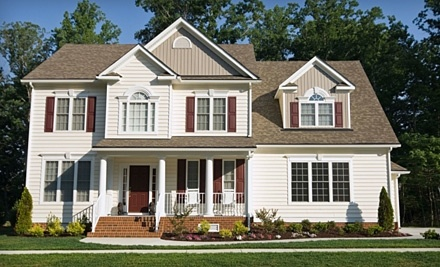 Five Star Painting: One Full Exterior Power Wash of any Home up to 2,500 sq. ft. - Five Star Painting in