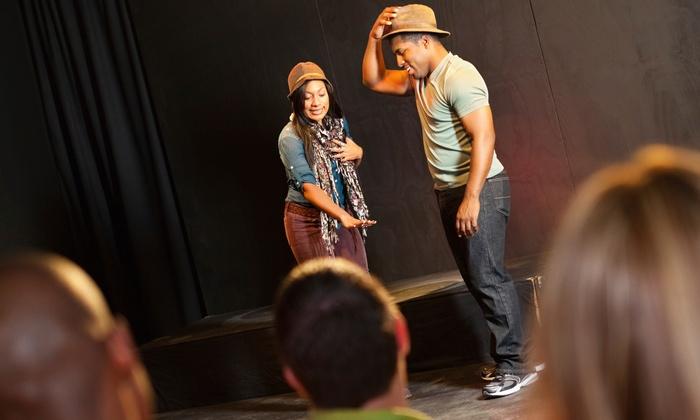 Working Actor Studio - Clinton: Two-Hour Improv Class at Working Actor Studio (50% Off)