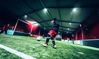 1 oder 2 Std. Platzmiete für Indoor-Soccer bei Soccer Warriors (bis zu 55% sparen*)