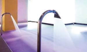 Olympus Avant: Percorso spa di coppia a tempo illimitato più trattamento nella Rasul Room da Olympus Avant (sconto fino a 76%)