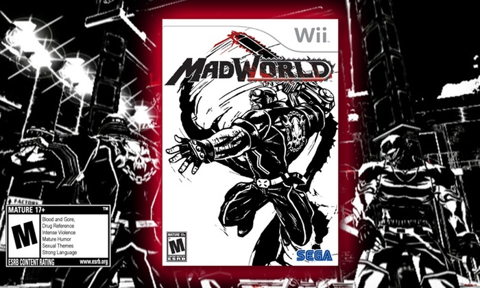 MadWorld for Nintendo Wii: $4.99 for MadWorld for Nintendo Wii ($19.99 List Price). Free Returns.