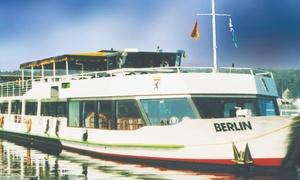 Reederei Markus Bethke: 2 Std. Oberhavelrundfahrt für zwei oder vier Personen bei Reederei Markus Bethke (50% sparen*)