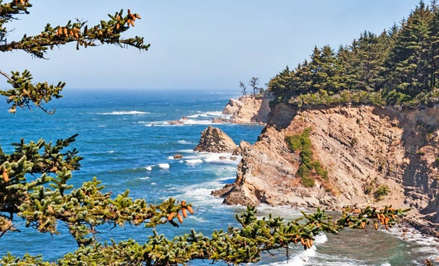 TripAlertz wants you to check out Stay at The Ashley Inn in Tillamook, OR, with Dates into June