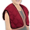 Hot/Cold Therapeutic Comfort Wrap for Shoulders, Neck, and Upper Back
