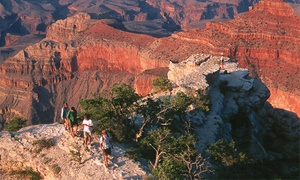 Great Venture Tours: All-Day Grand Canyon Tour for Two, Four, or Six from Great Venture Tours (Up to 47% Off)