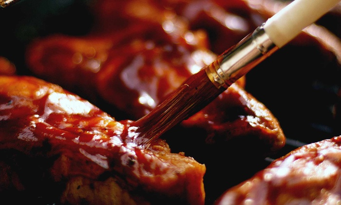 G'z Bbq & Catering - Eastwood: $11 for $20 Worth of Barbecue at G'z Bbq & Catering